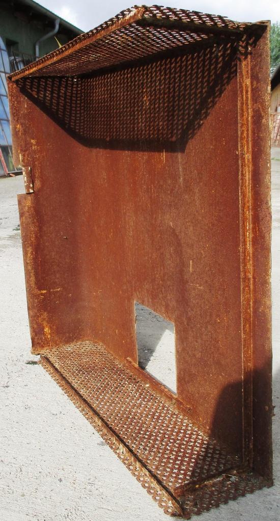 heizk rperverkleidung aus metall historische bauelemente jetzt online bestellen. Black Bedroom Furniture Sets. Home Design Ideas