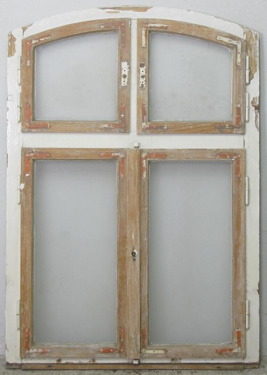 Segmentbogen einfachfenster 20er 30er jahre historische for Fenster 30er jahre