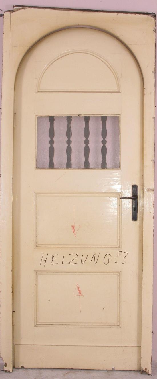 Rundbogen Zimmertur Bauhaus Mit Zarge Historische Bauelemente