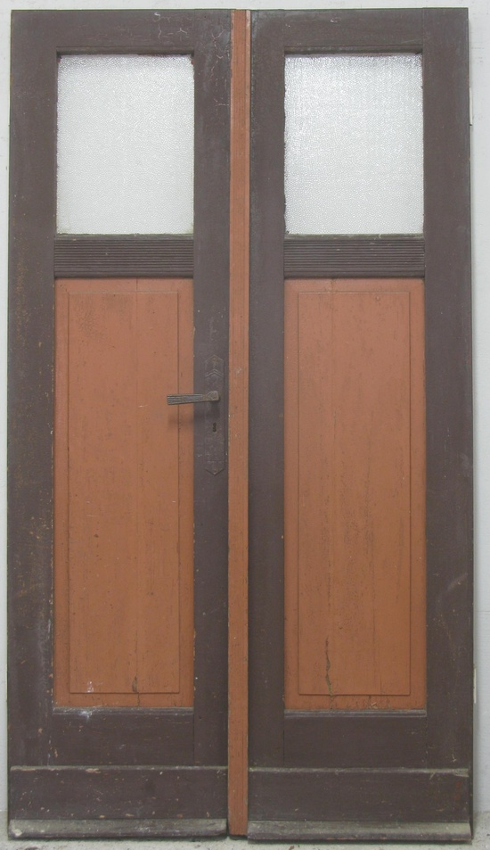 haust r doppelfl gel jugendstil mit dr ckergarnitur historische bauelemente jetzt online. Black Bedroom Furniture Sets. Home Design Ideas