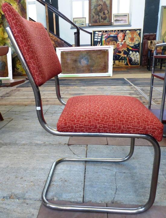 bauhaus stuhl thonet historische bauelemente jetzt online bestellen. Black Bedroom Furniture Sets. Home Design Ideas