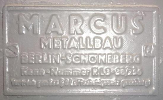 luftschutzt r doppelfl gel marcus metallbau berlin historische bauelemente jetzt online. Black Bedroom Furniture Sets. Home Design Ideas