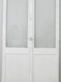 Balkontür doppelflügel