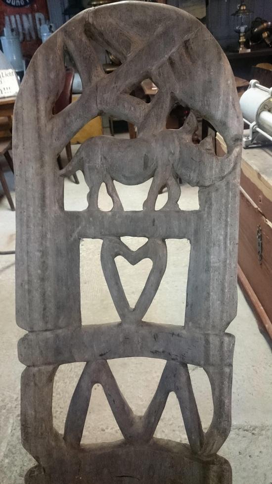 geschnitzter holzstuhl historische bauelemente jetzt. Black Bedroom Furniture Sets. Home Design Ideas