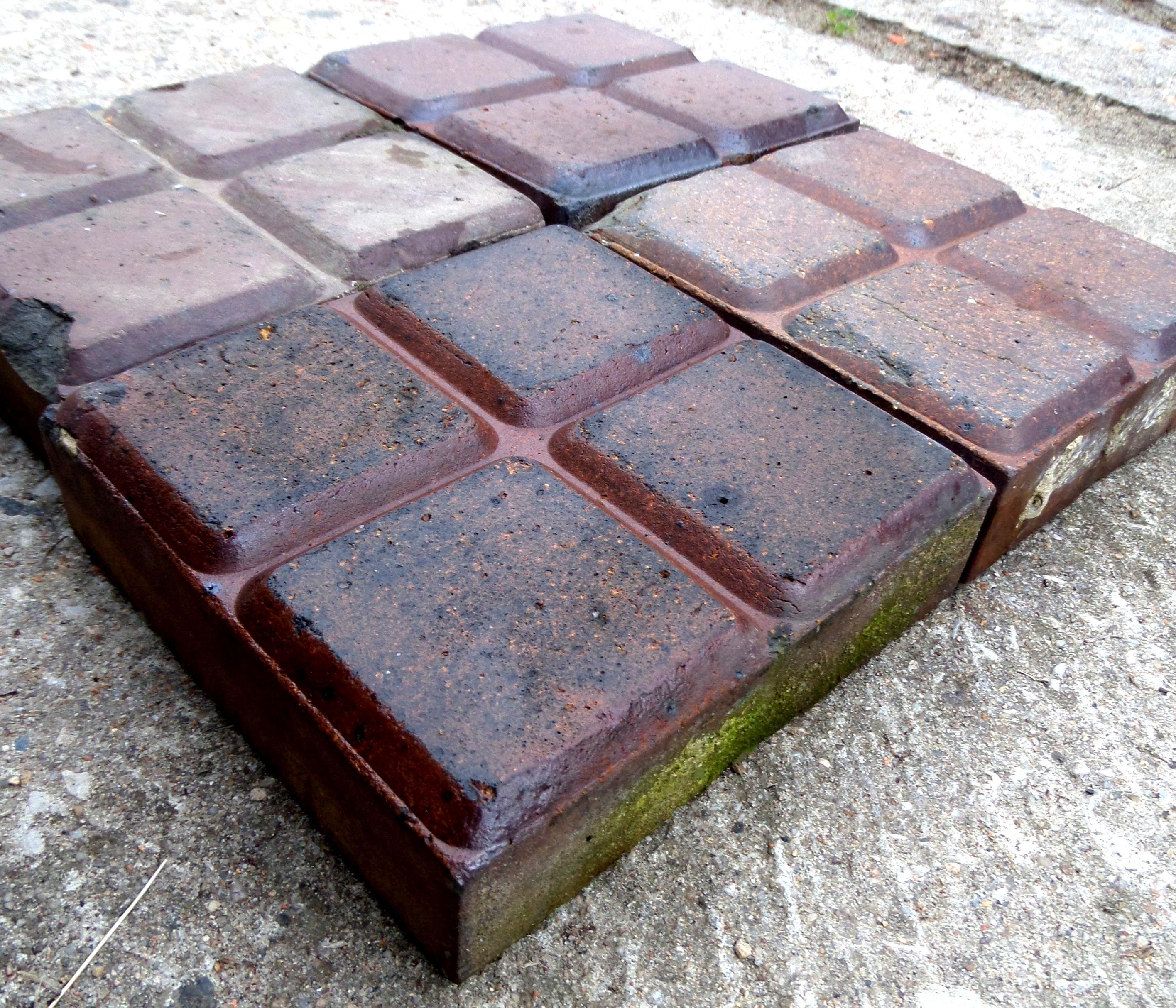 braune schokos steinzeugfliesen historische bauelemente jetzt online bestellen. Black Bedroom Furniture Sets. Home Design Ideas