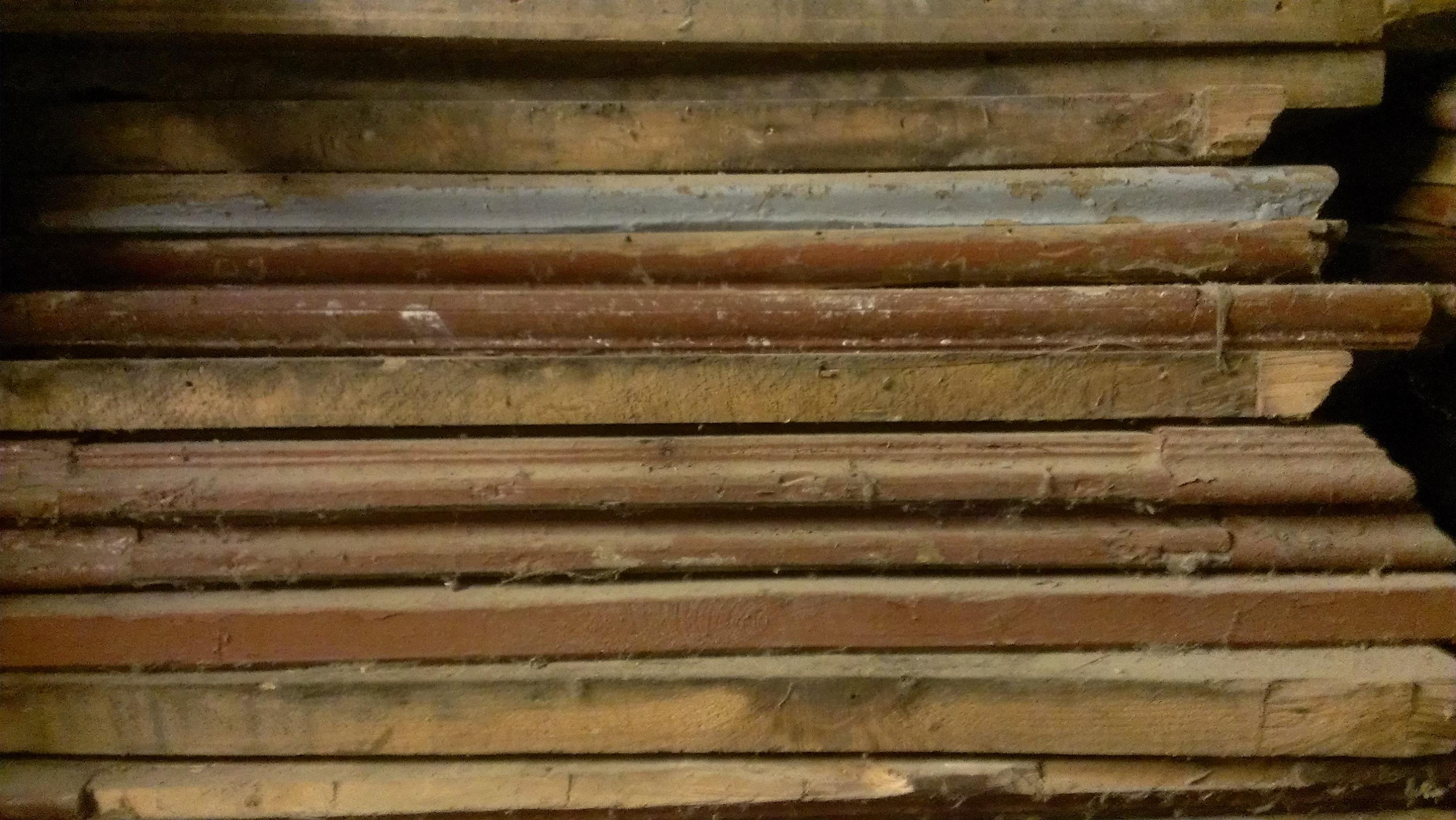 Treppenstufen Holz Bestellen ~   Berlin um 1900  Historische Bauelemente  Jetzt online bestellen