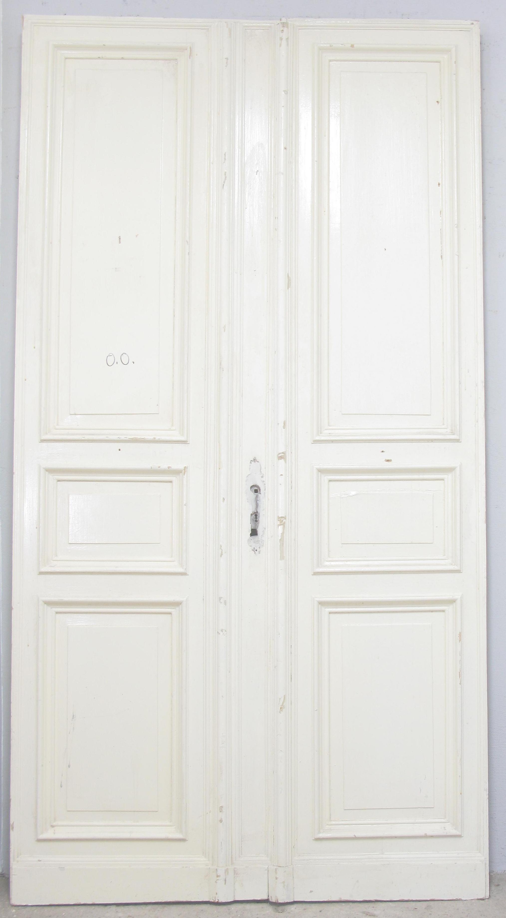 zimmert r gr nderzeit doppelfl gel mit rahmen historische bauelemente jetzt online bestellen. Black Bedroom Furniture Sets. Home Design Ideas