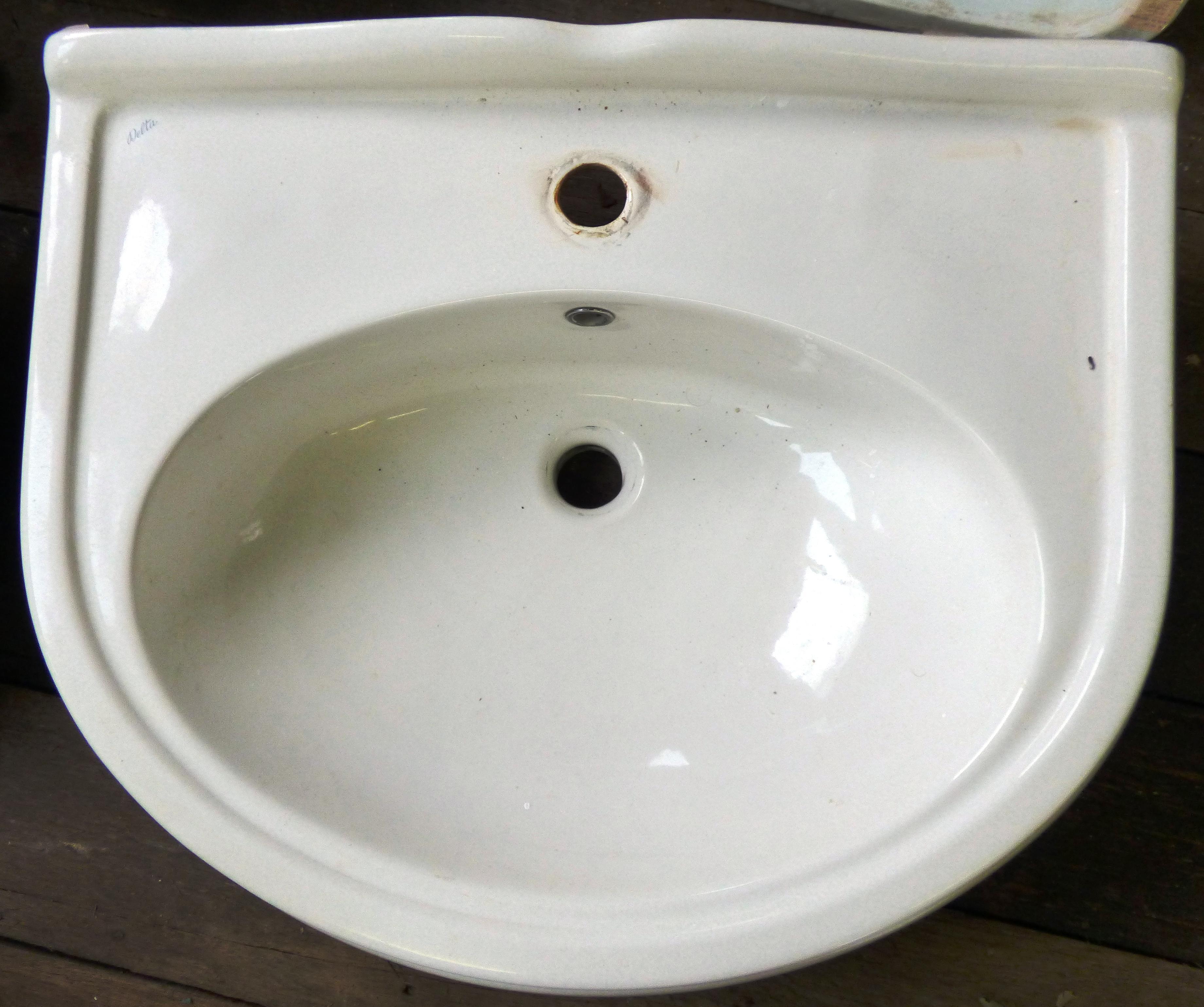 Jugendstil Waschbecken  Historische Bauelemente  Jetzt