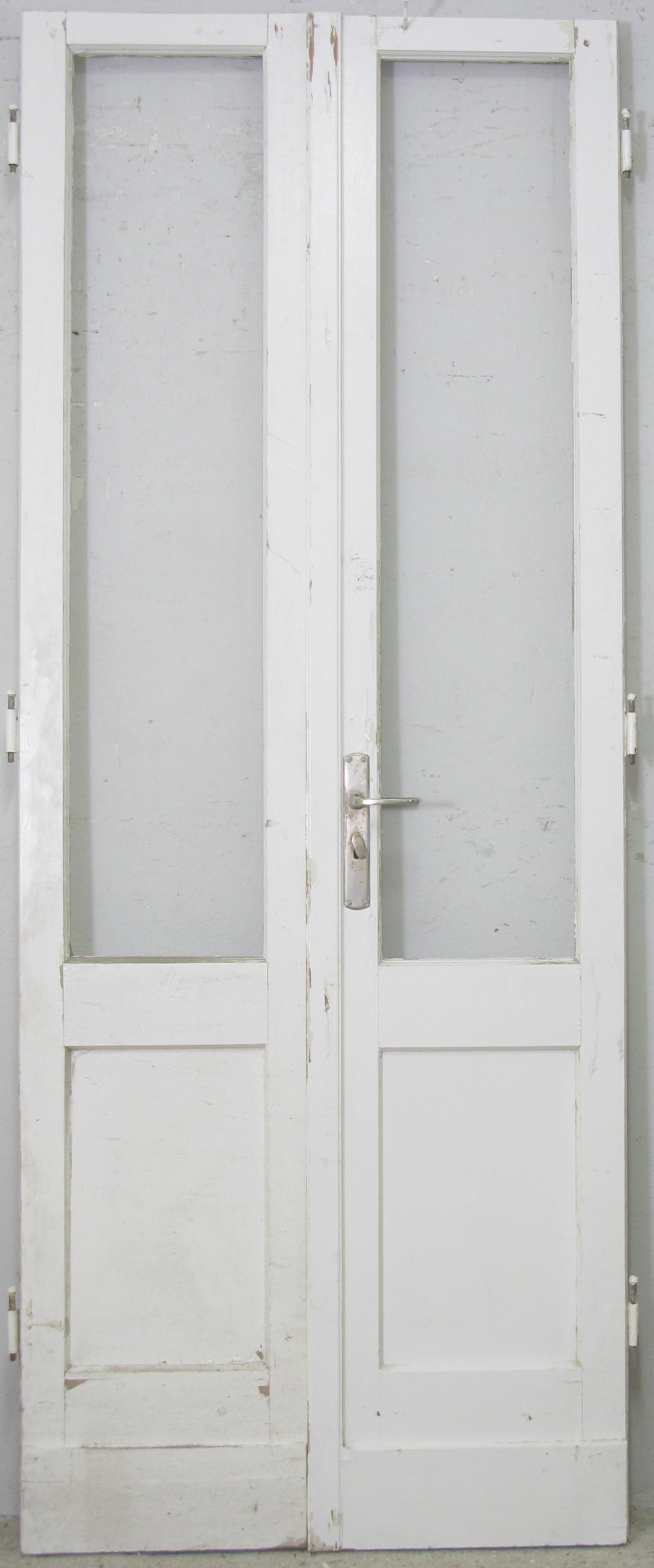 Balkont r terrassent r 20er 30er jahre doppelfl gel for Fenster 30er jahre