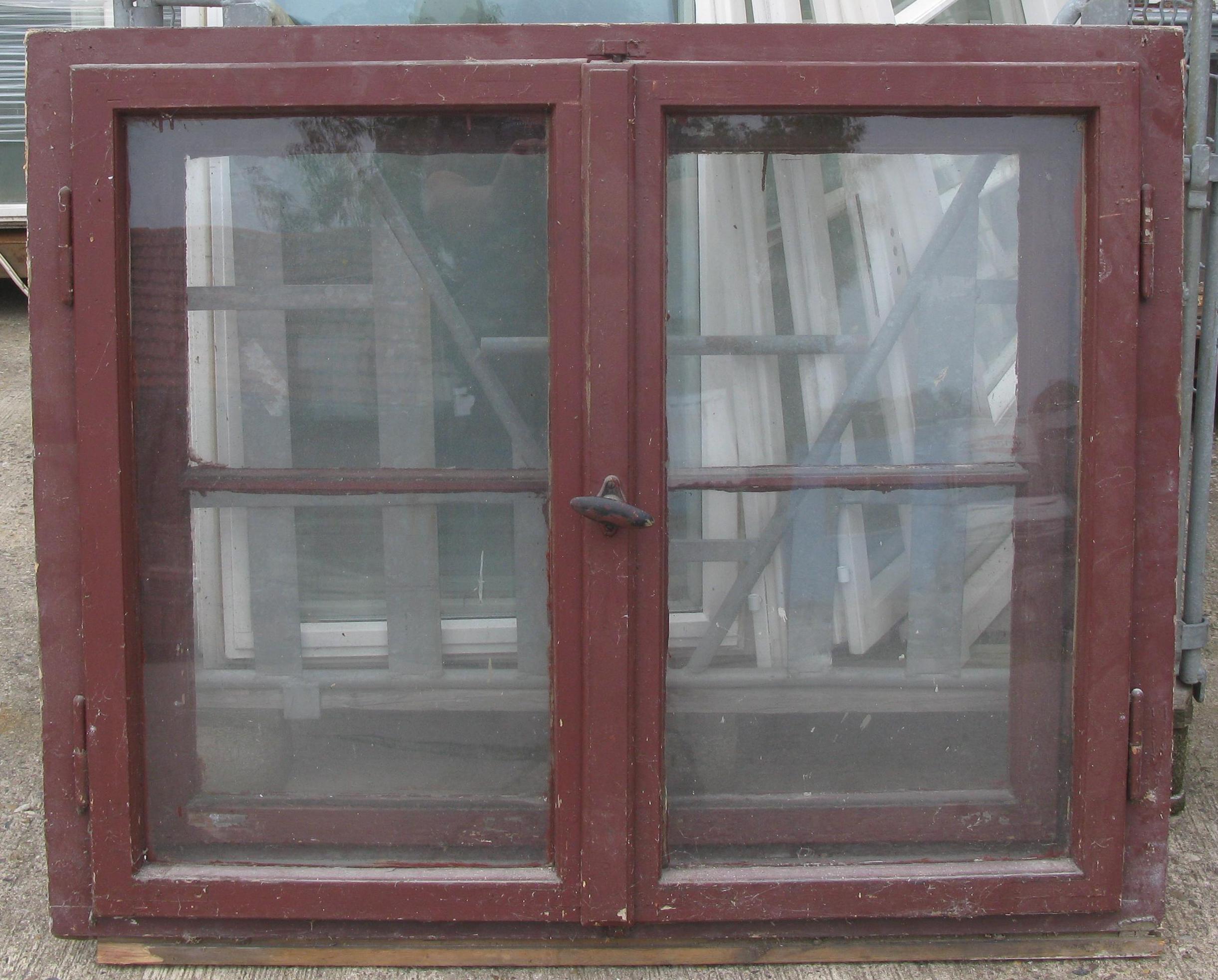 4 fl geliges doppelkastenfenster 20er 30er jahre for Fenster 30er jahre