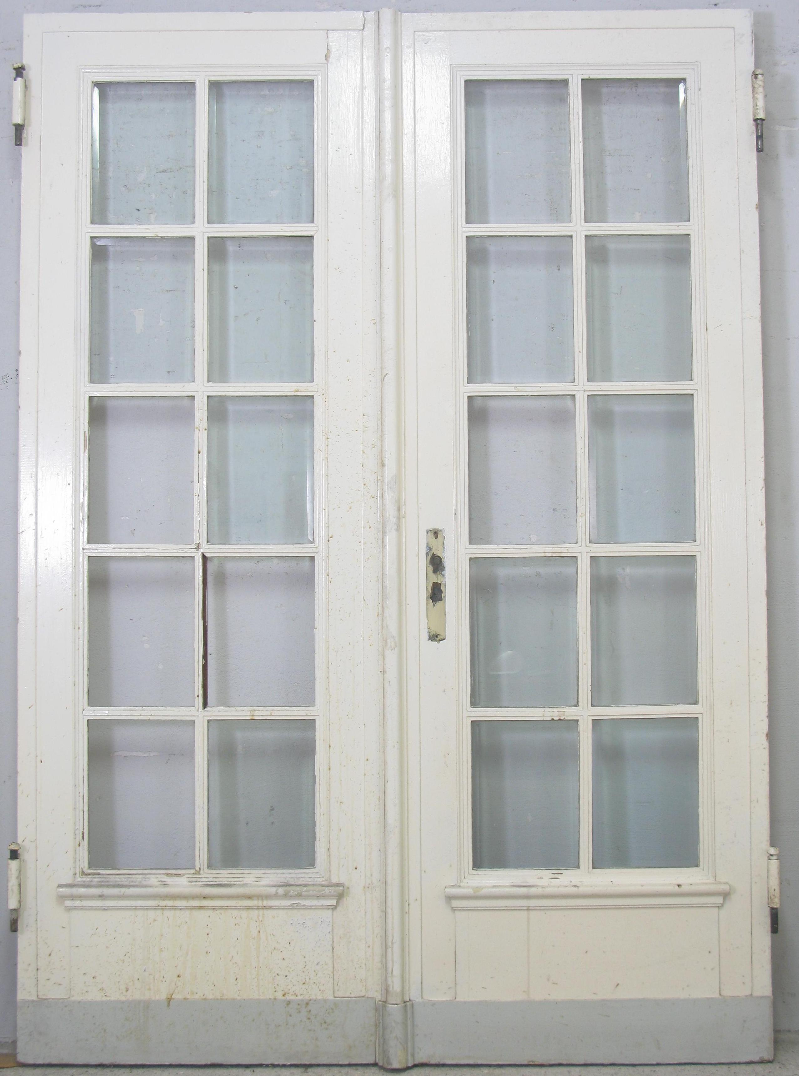 Wohneingangst r doppelfl gel 20er 30er jahre historische for Fenster 30er jahre