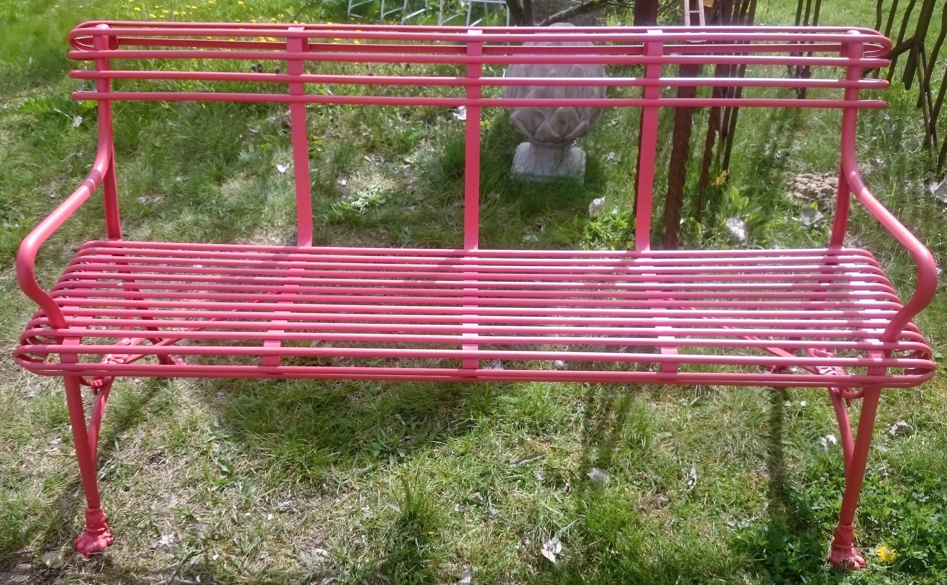 16095_k8nbn7jc5eds Beste Gartenbank Metall Nostalgie Design-ideen