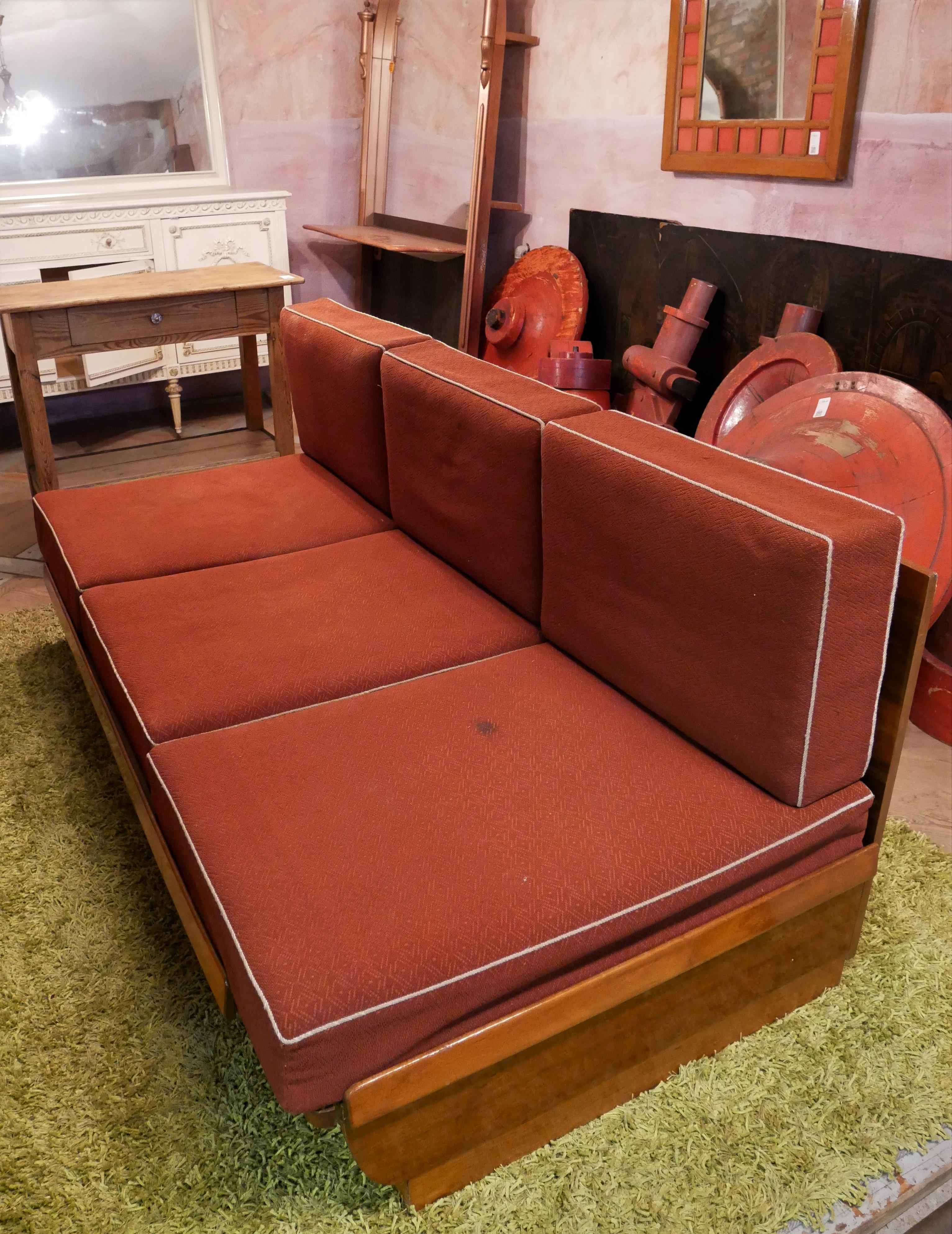 Daybed 21/21   extendable couch sleeper   Historische ...
